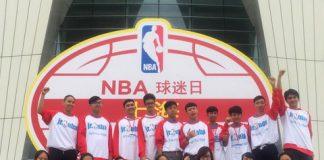 nba thúc đẩy bóng rổ trẻ