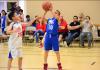 tăng trưởng bóng rổ trẻ em